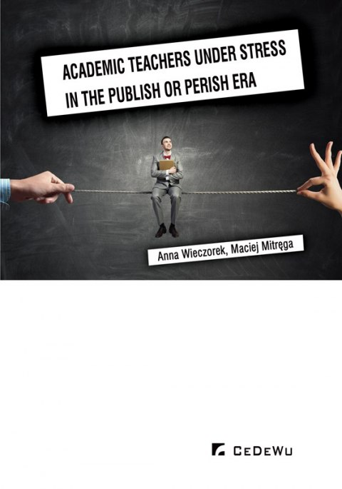 Academic teachers under stress in the publish or perish era