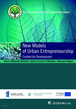 New Models of Urban Entrepreneurship. Context for Development