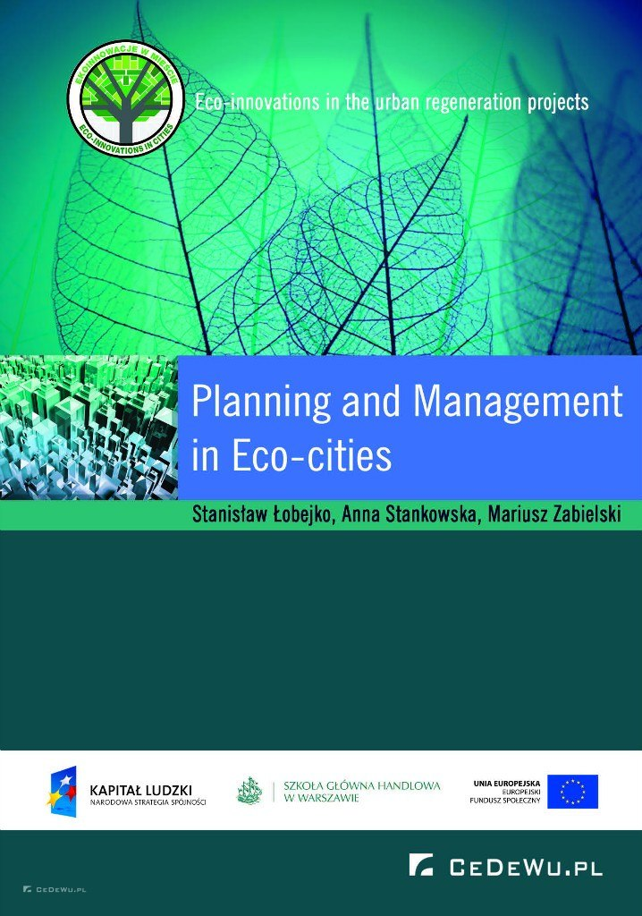 Planning and Management in Eco-cities
